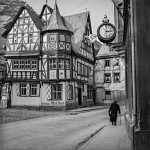 Altes Haus. Bacharach, Germany