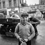 Child. London, England