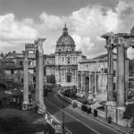 Clerics. Rome, Italy