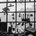 Objects in Window. Unknown Location, Germany